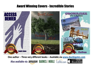 Award Winning Covers Poster