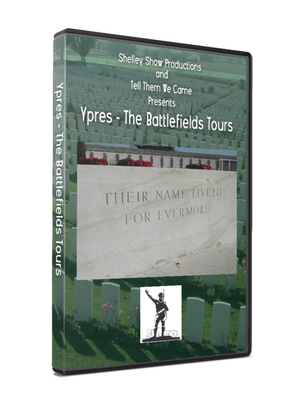 Ypres - 3D DVD Cover