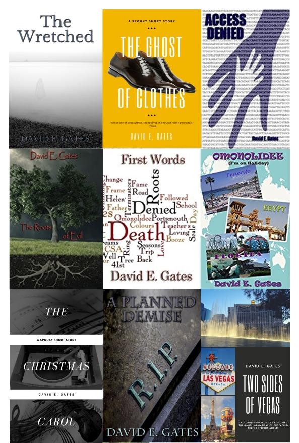 All Books - Grid of Nine