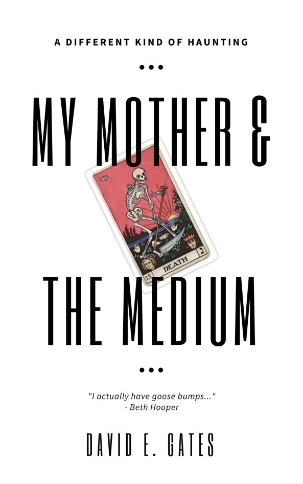 My Mother and the Medium - Death Cover